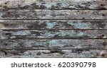 Old Rustic Weathered Wooden...