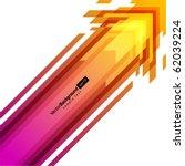 arrows vector background. eps 10 | Shutterstock .eps vector #62039224
