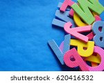 Colorful Letters Of The...
