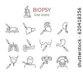 biopsy  types of biopsy... | Shutterstock . vector #620418356