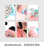 hand drawn vector abstract... | Shutterstock .eps vector #620431346