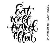 modern calligraphy... | Shutterstock .eps vector #620440682