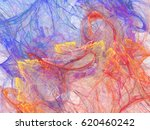 abstract fractal background.... | Shutterstock . vector #620460242