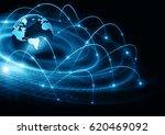 best internet concept of global ... | Shutterstock . vector #620469092