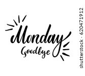 weekdays card with phrase... | Shutterstock .eps vector #620471912