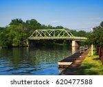 seneca falls  new york  usa.... | Shutterstock . vector #620477588