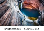 Hamersley Gorge, Spa Pool, Karijini National Park, North West, Western Australia