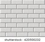 illustration of grey brick wall ... | Shutterstock .eps vector #620500232