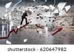concept of protection from... | Shutterstock . vector #620647982