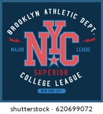 vintage varsity graphics and... | Shutterstock .eps vector #620699072