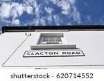 perspective view of clacton...