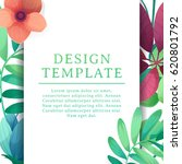 banner design template with... | Shutterstock .eps vector #620801792