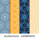 set of original geometric... | Shutterstock .eps vector #620805632
