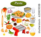 illustration of food and spice... | Shutterstock .eps vector #620835038