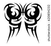 tattoo tribal vector designs....   Shutterstock .eps vector #620854232