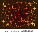 colorful background stars... | Shutterstock .eps vector #62094262