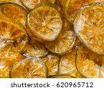 honey lemon. lime honey glaze. | Shutterstock . vector #620965712