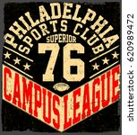 new york sport wear typography... | Shutterstock .eps vector #620989472