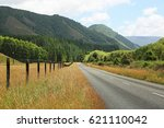 Small photo of Gowan Valley road - New Zealand
