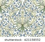 floral pattern for your design. ... | Shutterstock .eps vector #621158552