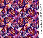 abstract seamless pattern with...   Shutterstock . vector #621184016