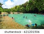 krabi  thailand   april 12 ... | Shutterstock . vector #621201506