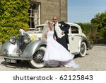 A Stunning Looking Bride And...