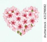 spring tree blossom flowers...   Shutterstock .eps vector #621298082