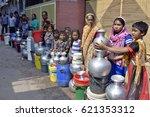 dhaka  bangladesh   april 15 ... | Shutterstock . vector #621353312