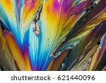 Colorful Micro Crystals Of...