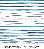 seamless striped pattern.... | Shutterstock .eps vector #621468695