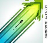 arrows vector background. eps 10 | Shutterstock .eps vector #62147014