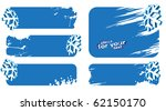 winter banners   Shutterstock .eps vector #62150170
