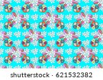 multicolored painting of... | Shutterstock . vector #621532382
