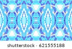 mosaic colorful artistic... | Shutterstock . vector #621555188