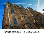 Barcelona Cathedral In Histori...