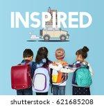 Children Illustration Discovery Journey Road - Fine Art prints