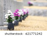 Granite Gravestones With...