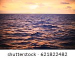 sea surface background in...   Shutterstock . vector #621822482