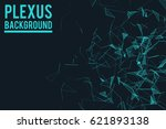 abstract vector illustration.... | Shutterstock .eps vector #621893138