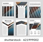 abstract vector layout... | Shutterstock .eps vector #621999002