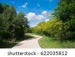 A Winding Trail Through Trees...