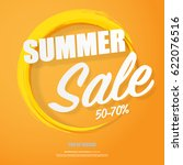 Summer Sale Banner Poster...