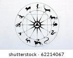 china horoscope | Shutterstock . vector #62214067