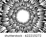 background of radial lines for... | Shutterstock .eps vector #622215272