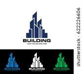 building logo | Shutterstock .eps vector #622226606