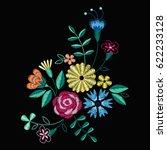 vector design for collar t... | Shutterstock .eps vector #622233128