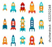 vector illustration  set of 15...   Shutterstock .eps vector #622252268