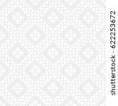 geometrical seamless pattern.... | Shutterstock .eps vector #622253672