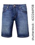 blue jean shorts | Shutterstock . vector #622266938